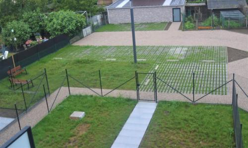 Hazelaarstraat Eeklo tuin