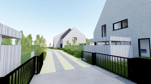 Kerkstraat Waterland-Oudeman